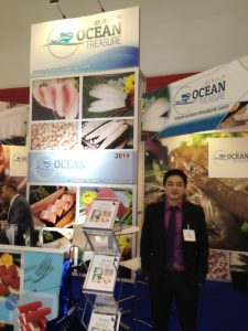 2013 Brussel Seafood Expo