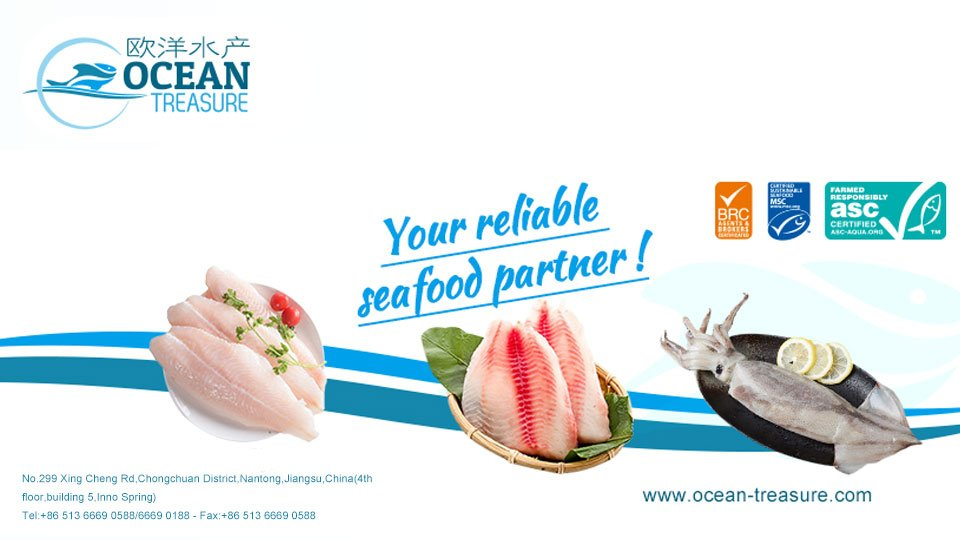 your reliable seafood partner