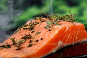 Eight important health benefits of Salmon