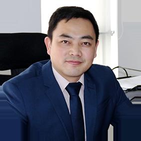 Mr. Zhang Shule, Executive director at Ocean Treasure