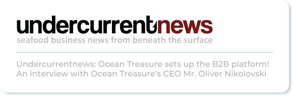 Undercurrentnews: Ocean Treasure sets up the B2B platform!